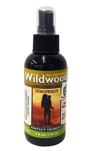 Wildwood Insect Repellent All Natural Deet Free