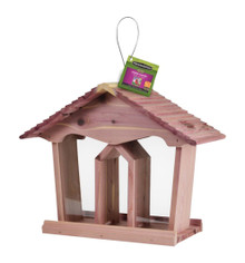 Cedar Chapel Bird Feeder Pennington