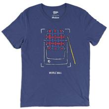Wiffle ball T-shirt chair strike zone