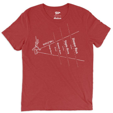 Wiffle Ball T-shirt Field of Dreams