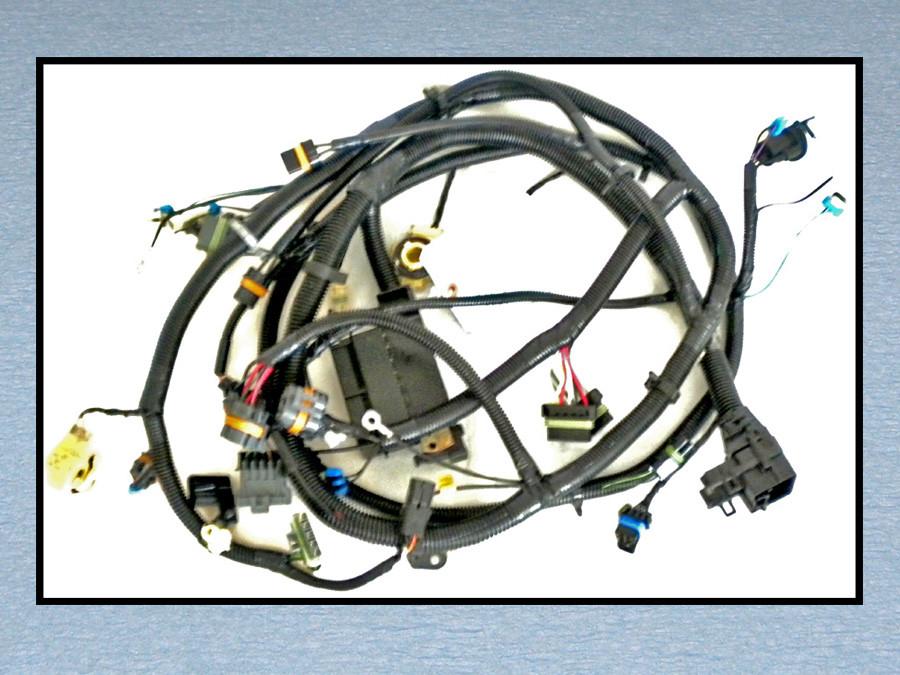 Harness Forward Lamp Wiring Used 1993 14c1