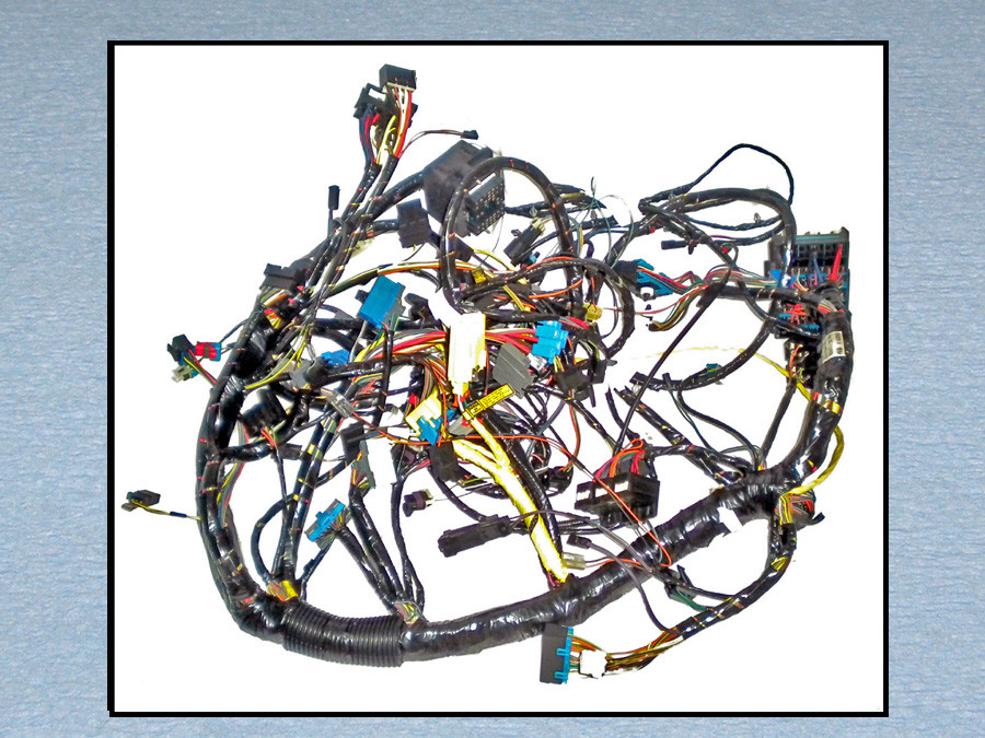 Harness, Instrument/Dash Panel Wiring, USED 1993 [11D] on