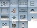 Gasket/Seal Kit, 116 pc Engine Refinishing, 90~92 (BUNA)