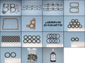 Gasket/Seal Kit, 116 pc Engine Refinishing, 90~92 (VITON)