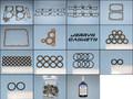 Gasket/Seal Kit, 116 pc Engine Refinishing, 90~92 (VITON)