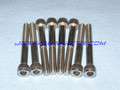 Bolt Set, Coolant Outlet Pipes, Stainless Steel, 90~95 [2E4]