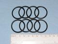 Seal Set (8), Cyl Head/Cam Cover @ Spark Plug 90~95 [7.5C1]