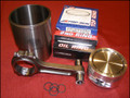 368 Liner, Piston, Rod & Rings Kit, NEW, 90~95 [28B]