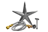 "Firestar Kit 36"" Stainless Steel"