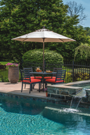 St. Lucia Outdoor Dining Set