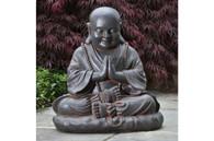 Seated Buddha Garden Statue
