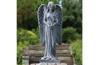 Standing Angel Garden Statue