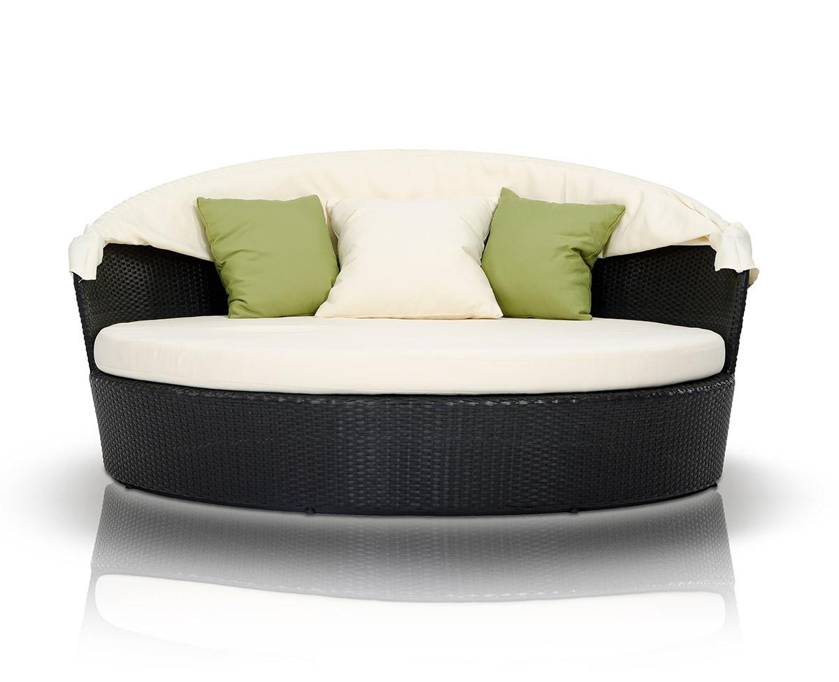 - GB10 Round Outdoor Daybed - Anythingpatios.com
