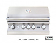 "Lion L-75000 - Grill 32"" LIQUID PROPANE"
