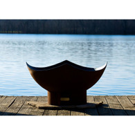 "Manta Ray 36"" diameter Fire Pit"