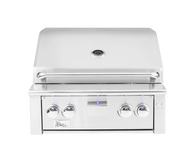"Alturi 30"" Built-in Grill Stainless Steel Burners Liquid Propane"