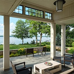 find home design and rennovation ideas with a transom window above an exterior opening