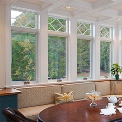 find home design and rennovation ideas with a transom window over an exterior window