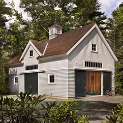 find home design and rennovation ideas for barns and garages that feature transom windows