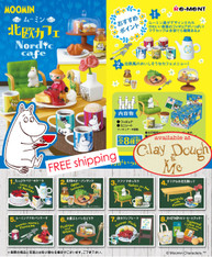 Re-ment Moomin Nordic Cafe (Sold Out)