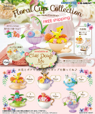 Re-ment Pokemon : Floral Cup Collection (Currently Out of Stock)