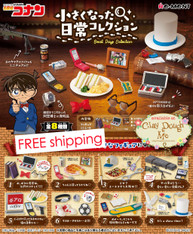 APRIL'19 Re-ment Detective Conan