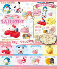 Re-ment Sanrio Cord Keeper (ONLY for 3.8 mm thickness or less)