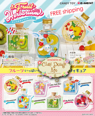 Re-ment Sanrio Herbarium / Re-ment Sanrio Fruits Terrarium