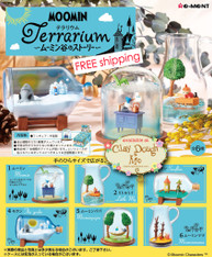 AUGUST'19 Re-ment Moomin Terrarium