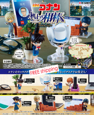 AUGUST'19 Re-ment Detective Conan Desk Figure