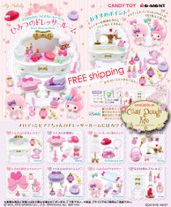Oct'19 Re-ment Sanrio My Melody Dress Up Room / Re-ment My Melody Little Style Shop Vol. 2