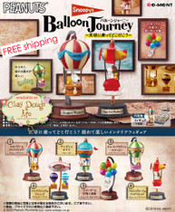 OCT'19 Re-ment Snoopy Balloon Journey