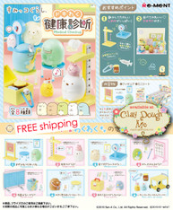 Re-ment Miniatures Sumikko Gurashi Medical Checkup