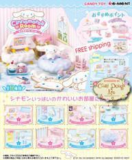 Re-ment Sanrio Cinnamoroll Room