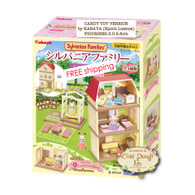 Sylvanian Family 3 Storey House - Candy Toy by Kabaya, Japan