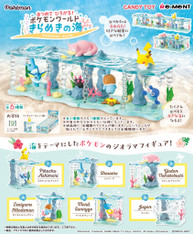 Re-ment Miniatures Pokemon World