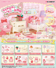 MAY - Re-ment Sanrio My Melody's Room /
