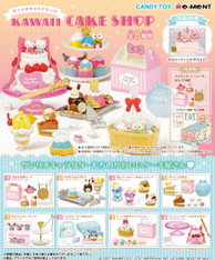 JUNE - Re-ment Sanrio Kawaii Cake Shop