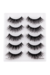 Maria Maria - Double Layered Lashes x5 Pack