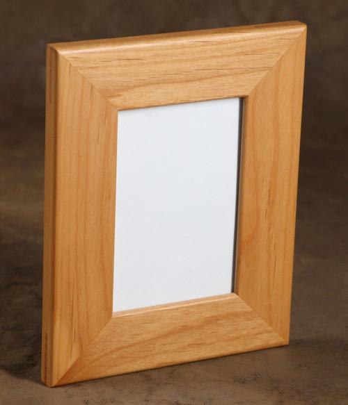 """Red Alder Picture Frame - 8x10"""""""