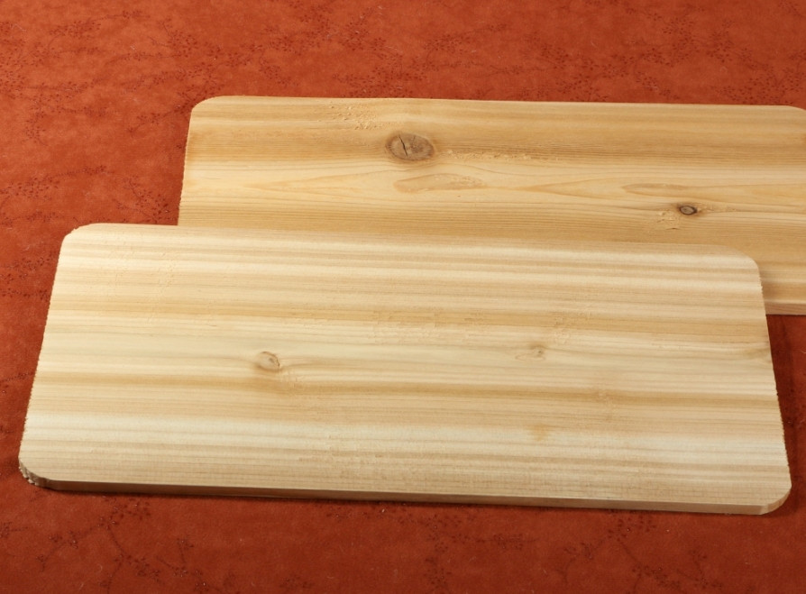 Cedar Grilling Planks - Set of 2 - 7x15