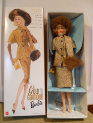 Barbie GOLD 'N GLAMOUR Collector's Request 2001 LE NRFB