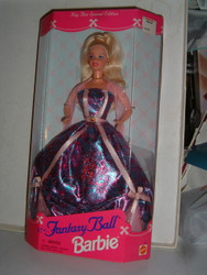 FANTASY BALL BARBIE KAY BEE Special Edition
