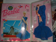 BARBIE DISCOVER THE WORLD HOLLAND FASHION #8