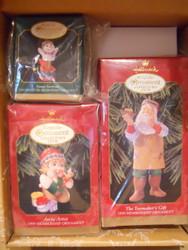 HALLMARK KOCC MEMBERSHIP KIT 1999  w/ 3 ornaments