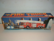 SUNOCO Toy Truck AERIAL TOWER FIRE TRUCK #2 1995 Collector's Edition NEW