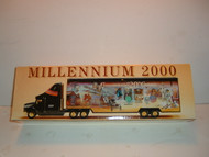 American Commemorative MILLENNIUM 2000 TRACTOR TRAILER Numbered Limitd Edition