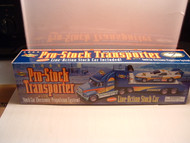 SUNOCO Toy Truck PRO-STOCK TRANSPORTER #7 2000 Collector's Edition  NEW