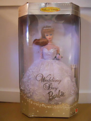 WEDDING DAY Barbie Redhead  Vintage Reproduction 1996