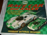 HESS Toy Truck 2009 BAG ONLY Race Car and Racer